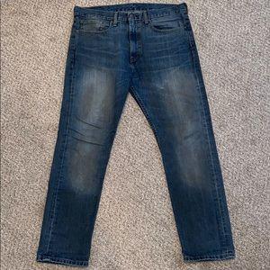 Levi's 522 34 x 30 Jeans